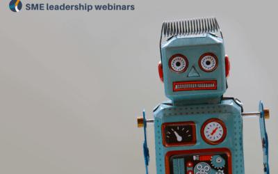SME leaders webinar series